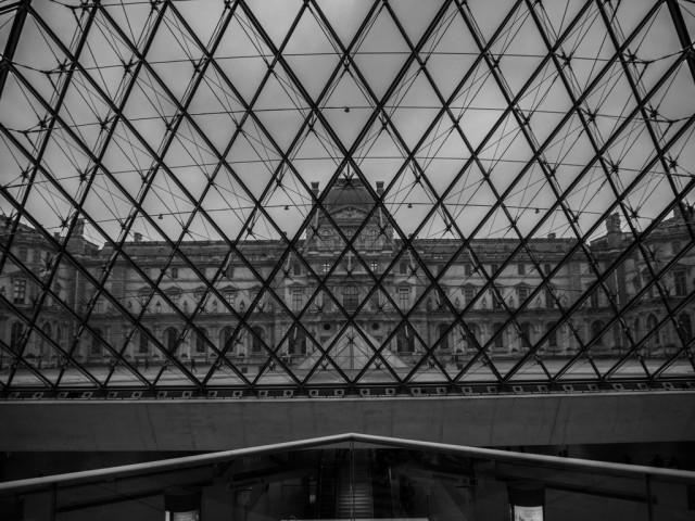 Париж. Январь`18