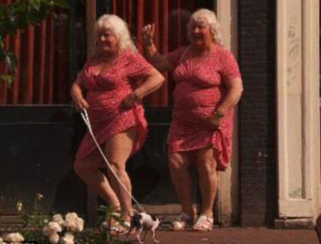 проститутки амстердама на пенсию