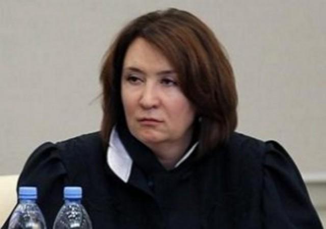 Судья Краснодарского краевого суда Елена Хахалева заявила, что у нее есть диплом о высшем юридическом образовании