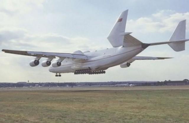 В Украине ликвидирован авиастроительный концерн «Антонов»
