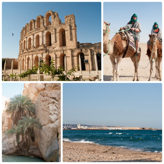 Отпуск в Тунисе: руины Карфагена, Сахара и залет на Татуин