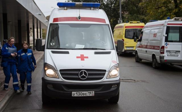 В Москве расстреляли бизнесмена