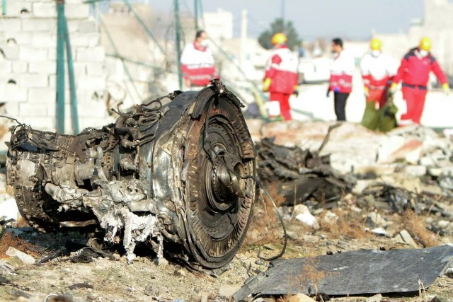 Иран признал, что сбил украинский самолет