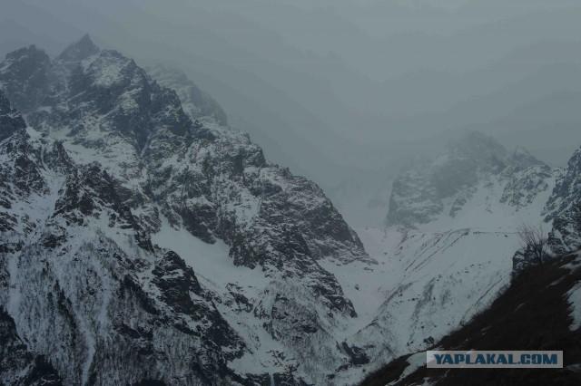 Северный Кавказ. Собственные снимки