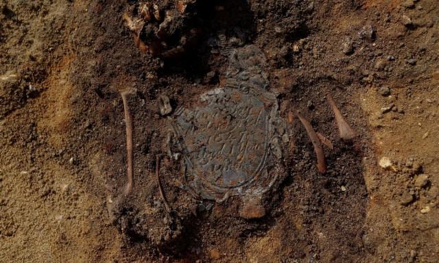Секреты старого лондонского кладбища. Мумии и скелеты. 46