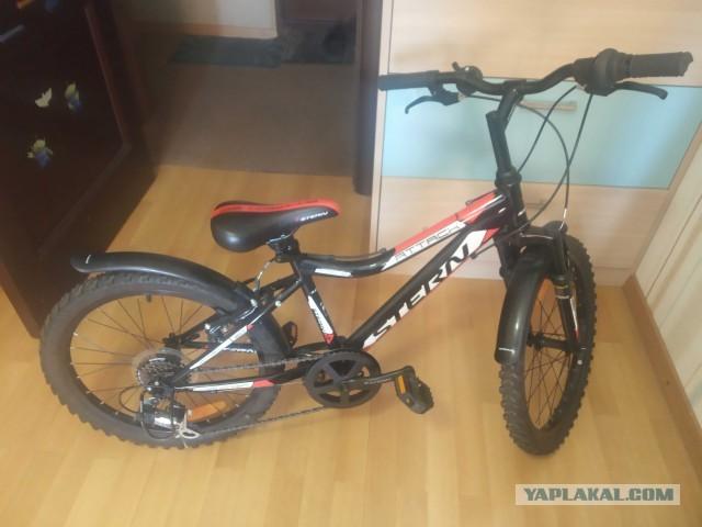 Велосипед подростковый продам
