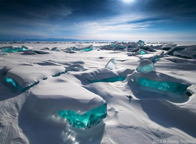 Байкальские топазы!