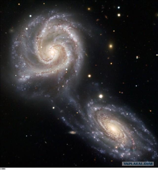 Лучшие космические фотографии месяца– сентябрь2010