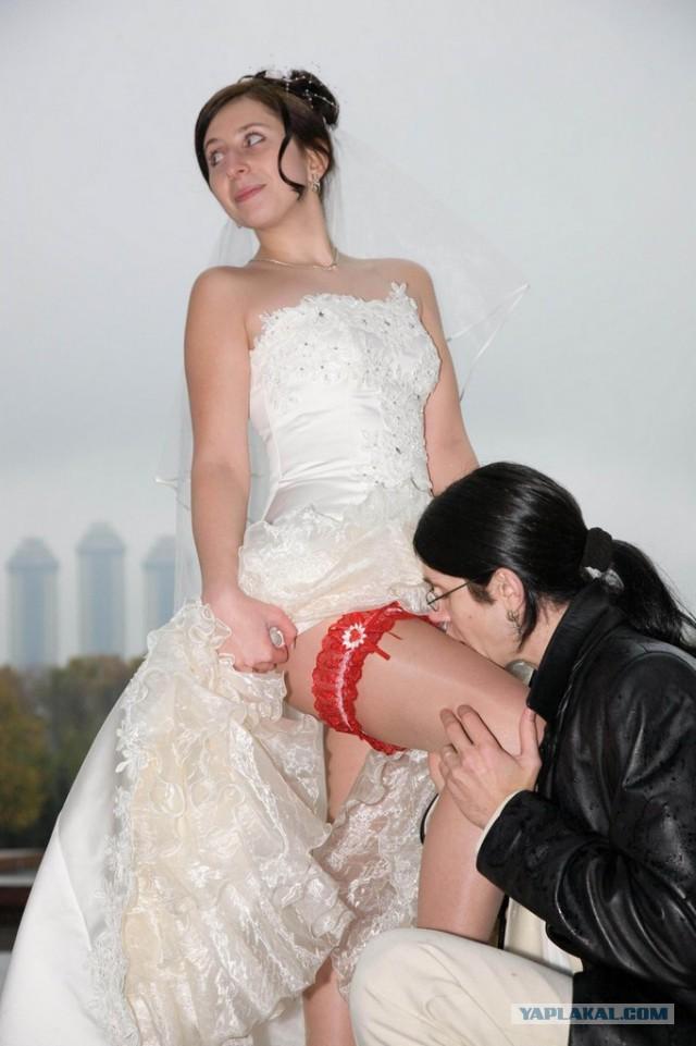 Порно порно чулки невесты