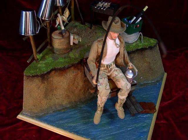 Подарок наливайка солдат 74