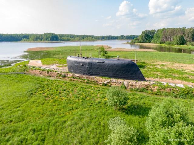 Атомная подводная лодка К-19 в Подмосковье