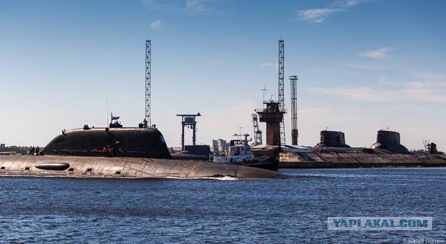 """Подводная лодка проекта 941 """"Акула"""""""