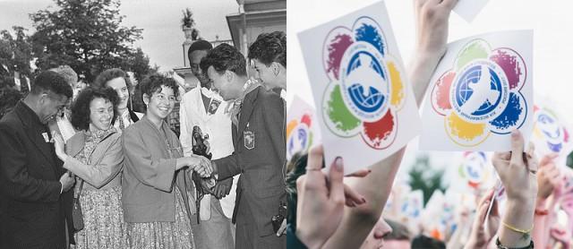 Фестиваль молодежи 1957 год