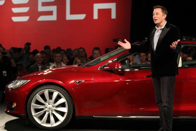 Компания Илона Маска под названием «Тесла» обошла General Motors по «рыночной капитализации»
