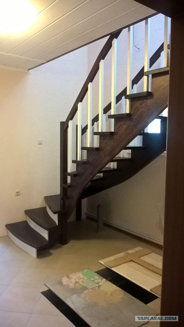 Проектирую и изготавливаю лестницы.