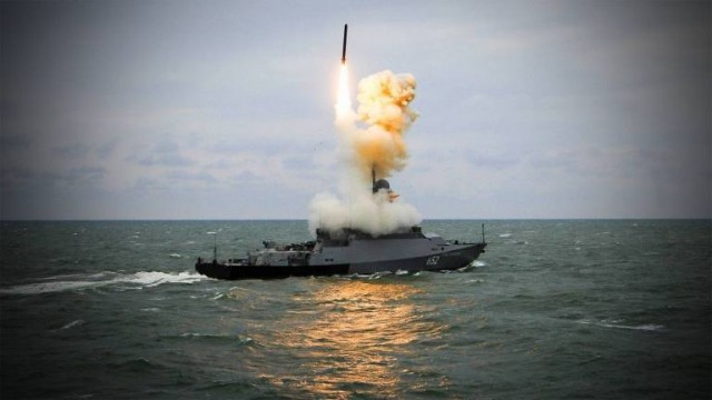 """""""Российские  корветы стоимостью 30 млн. долларов стреляют в 4 раза дальше, чем 2-миллиардные американские эсминцы и крейсера"""""""