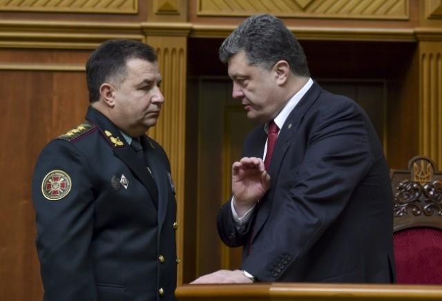 Министр обороны Украины рассказал о тысячах «российских» военных в Донбассе