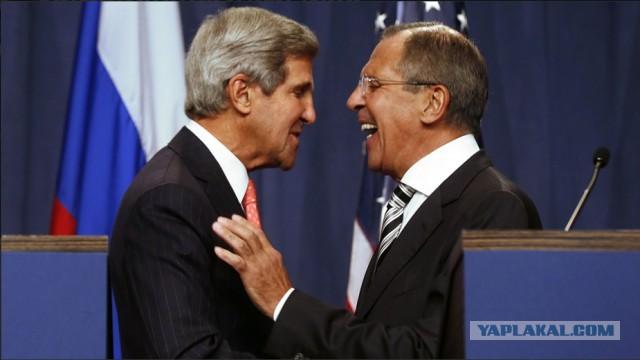 Лавров прокомментировал заявления Обамы