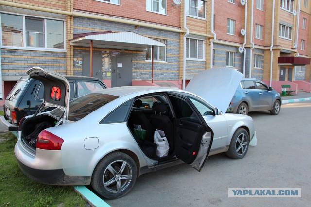 Йошкар-Ола - Сочи 2015 на авто