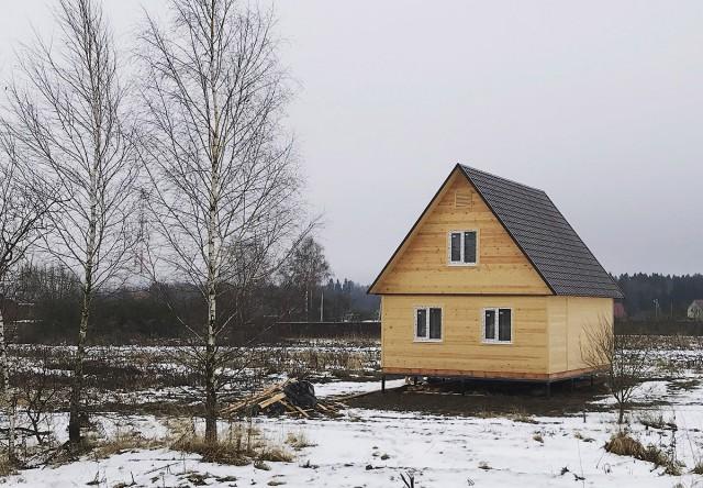 Почему нельзя строить дом на сваях