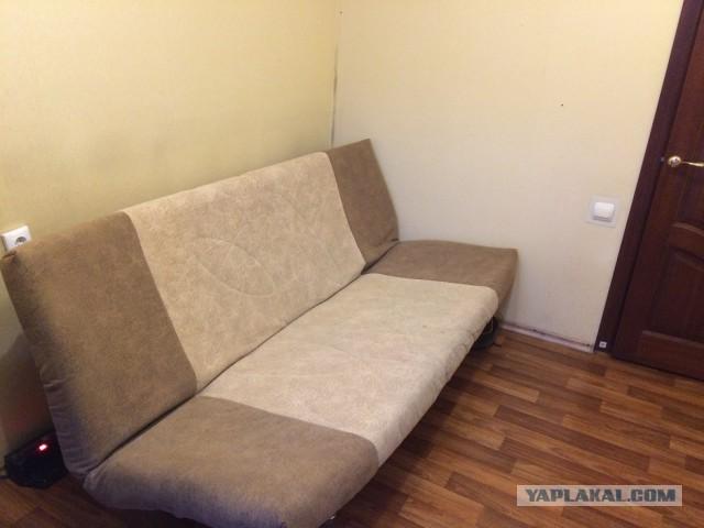 Срочно продам диван и шкаф