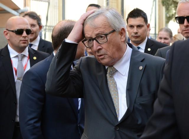 Глава Еврокомиссии пришёл пьяным на саммит в Женеве
