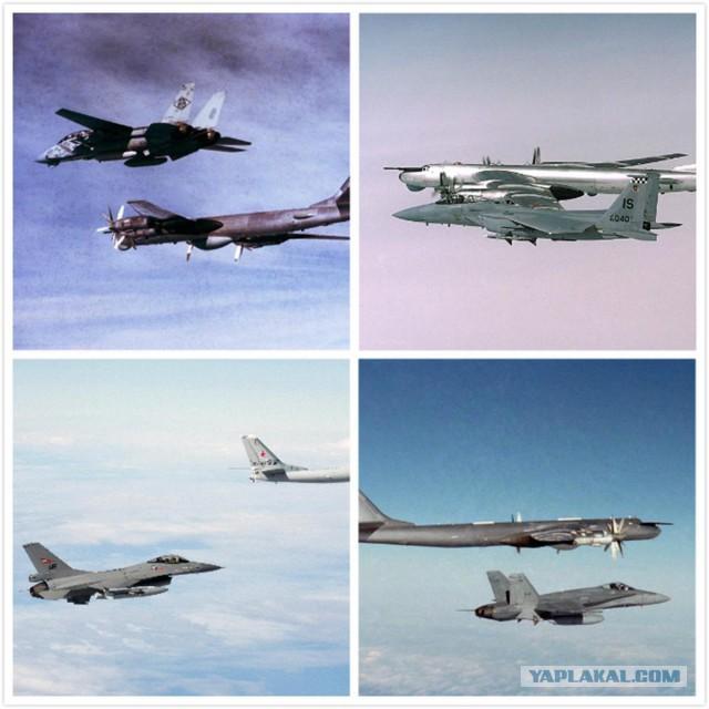 Почему весь мир до сих пор опасается 67-летнего Ту-95? Потому что патрулирование полезнее нападения!