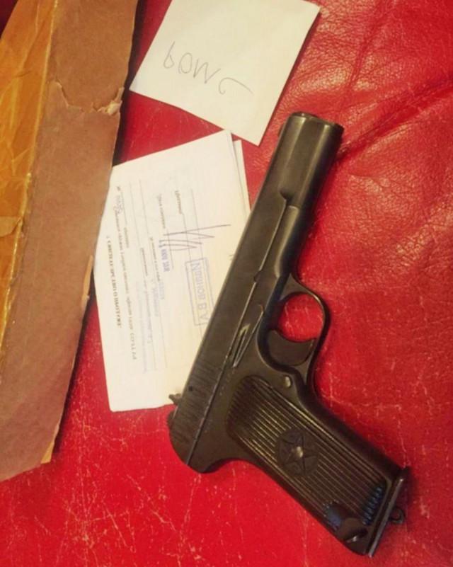 На Кубани 76-летняя старушка расстреляла из ТТ двух человек