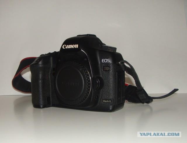 Продаю Canon 5d mark2
