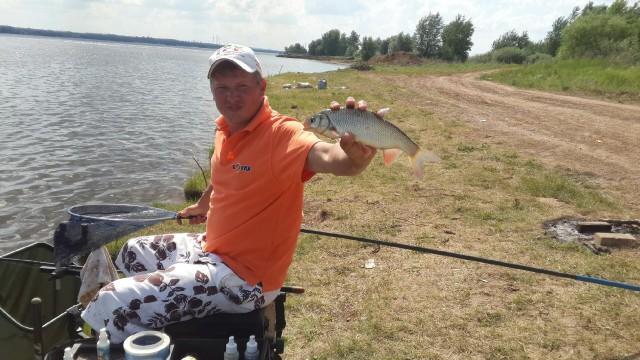 рыбалка на каме на фидер
