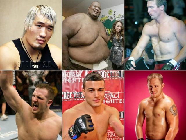6 бойцов MMA, которые добились успеха