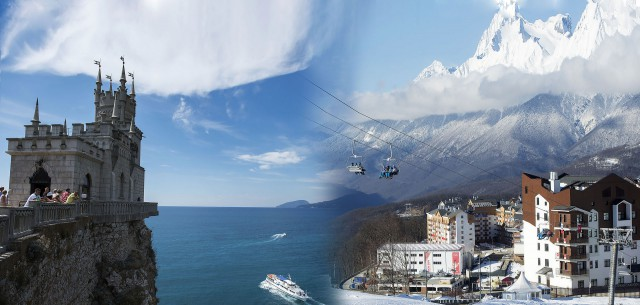 Крым VS Сочи: какой курорт лучше?