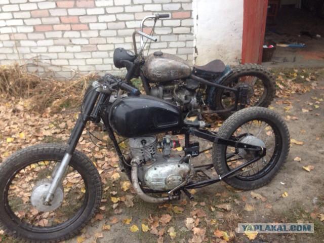 Pannonia T5 1976 Bobber