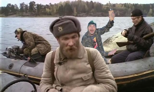 фильм про рыбака убийцу