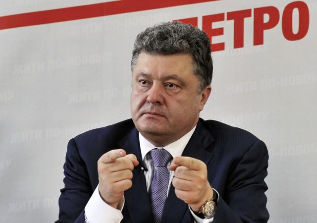 Порошенко: Украина не будет закупать газ в России