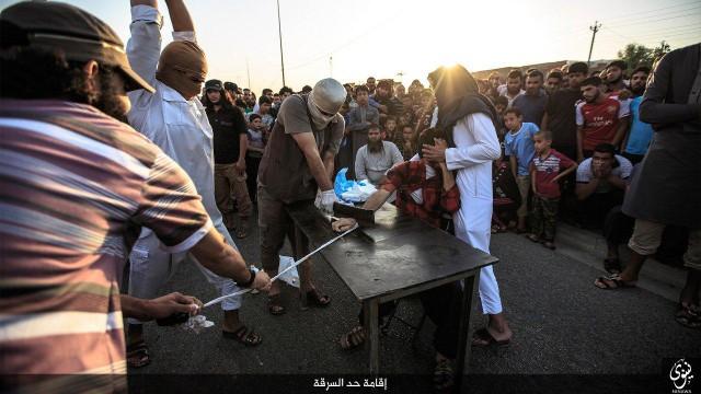 Шариатский суд: быстрый и беспощадный