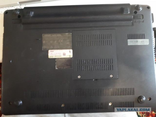 Отдам ноутбук Asus 1201nl Спб