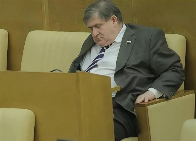 Трудовые будни Госдумы
