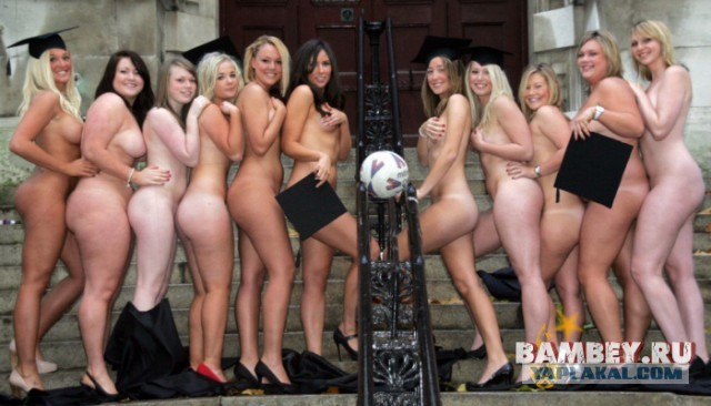 Фото групповое голые
