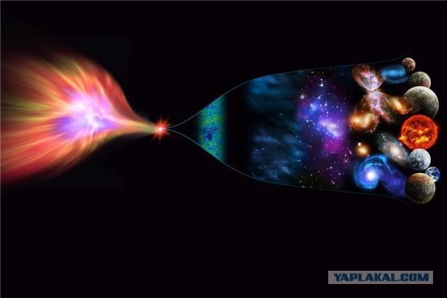 Как могла появиться Вселенная