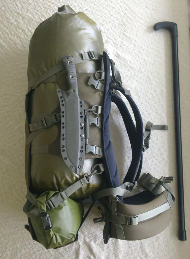 Рюкзак для апокалипсиса, или подготовка к издецу...