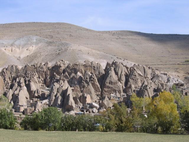 Эксклюзивная деревня в Иране (19 фото)