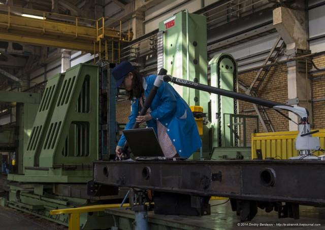 Как делаются вагоны метро