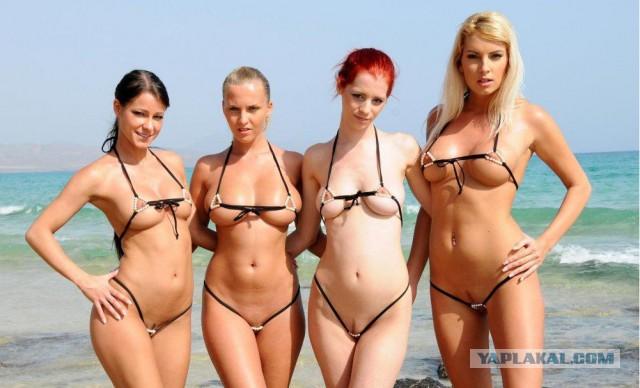 фото голых девушек без купальников