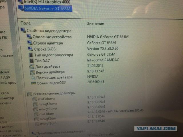 ноутбук Lenovo G580 i5