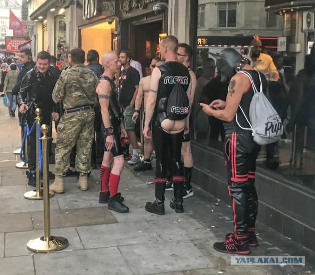 Командировка в Лондон (фото отчет)