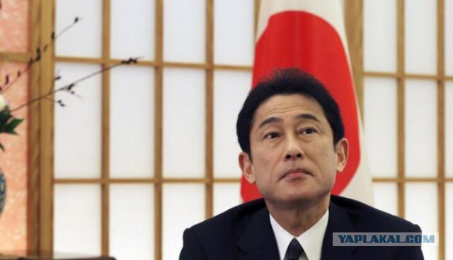 Крым как Курилы - глава МИД Японии
