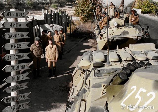 15 февраля последний советский военнослужащий покинул демократическую республику афганистан