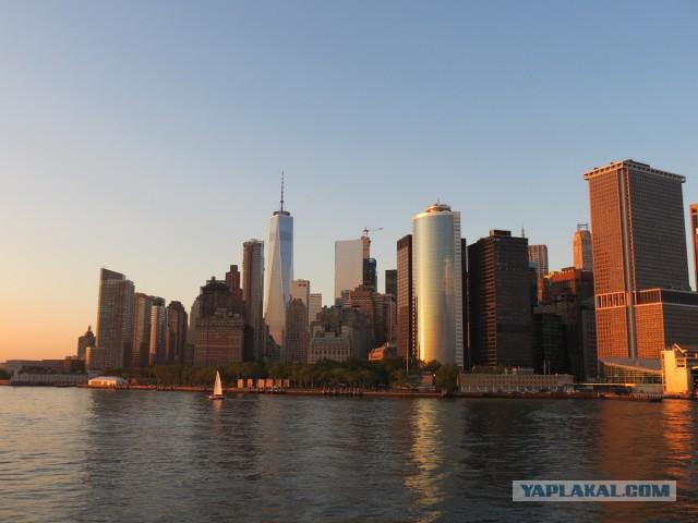 Жизнь и работа в Нью Йорке ч8.