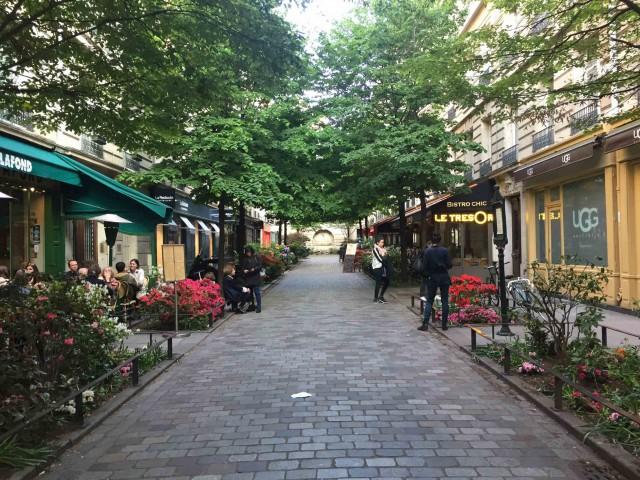 Фото отчет о поездке в Париж